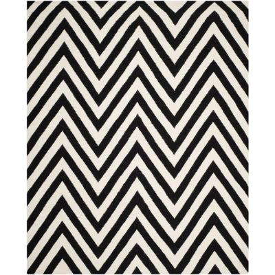 black and white chevron rug | bold Black and white rugs | This is our Bliss