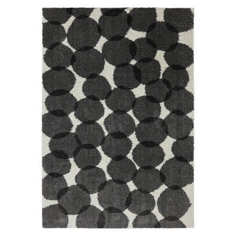 Mohawk runner - Black and white rug - This is our Bliss