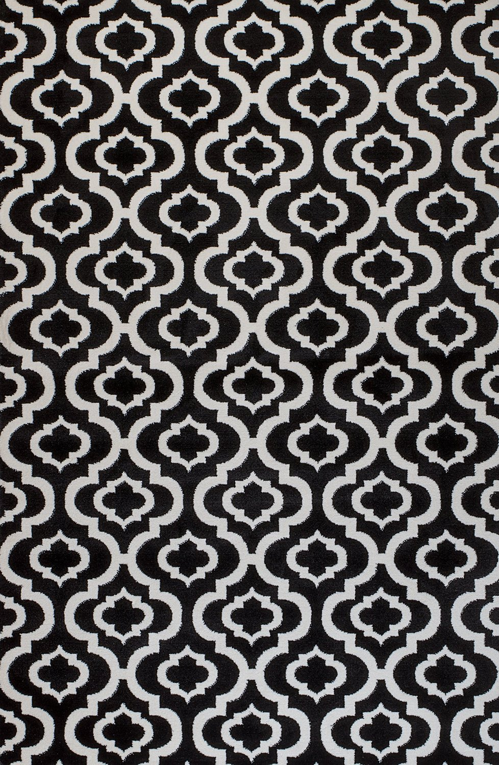 Black And White Living Room Decor: Where To Buy Bold Black And White Rugs