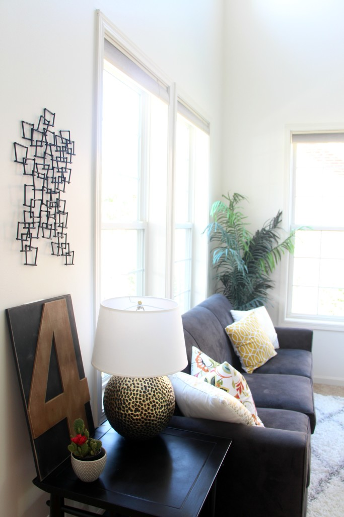 Inspired by DIY | Pottery Barn inspired 3D wall art | PB knock off decor | This is our Bliss | www.thisisourbliss.com