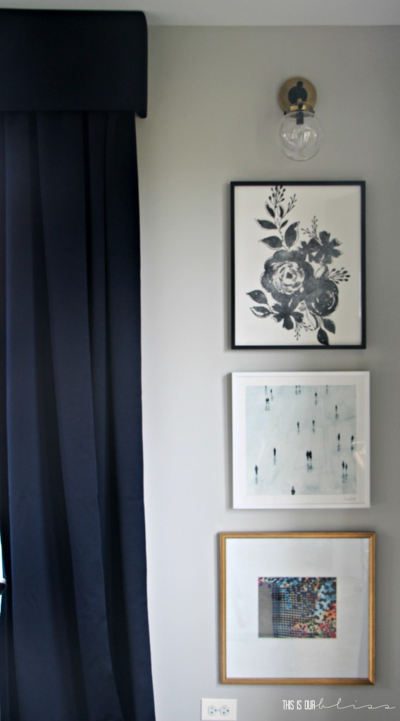 one-room-challenge-dining-room-stacked-frames-gallery-wall-this-is-our-bliss